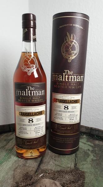 The Maltman Craigellachie 8 y.o.