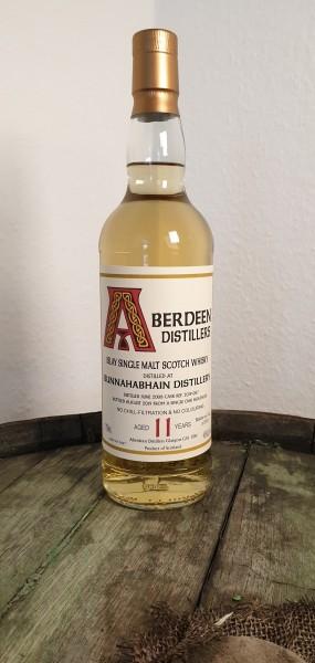Bunnahabhain 11 y.o. Aberdeen Destillers