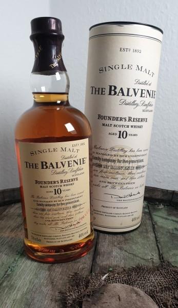 Balvenie 10 y.o. Founder´s Reserve