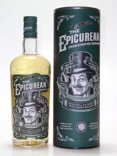 """""""The Epicurean"""" Lowland Blended Malt Douglas Laing"""