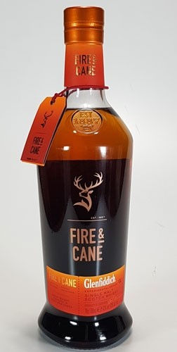 Glenfiddich Fire & Cane Experimental Batch Series #004