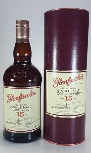 Glenfarclas 15 y.o.