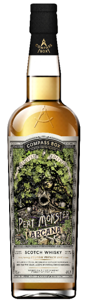 """Peat Monster Arcana"" Compass Box"