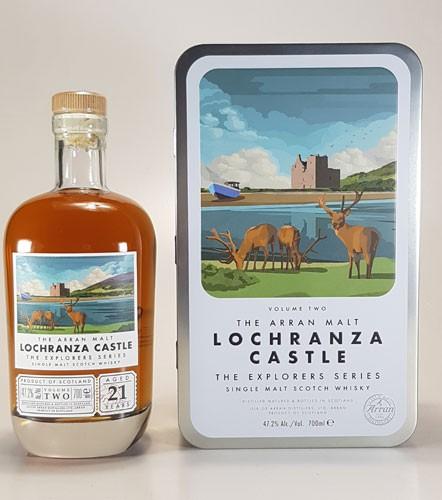 "The Arran Malt Explorers Series Vol. 2 ""Lochranza Castle"""