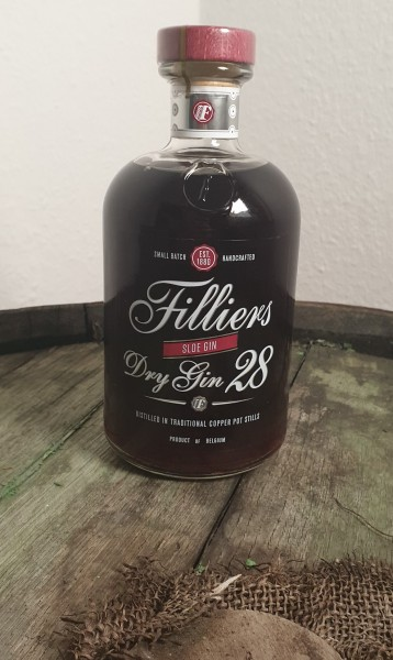 Filliers Dry Gin 28 Sloe Gin