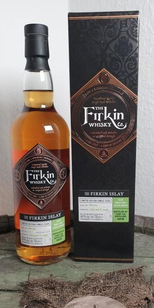 The Firkin Islay, Caol Ila, 2010 Marsala