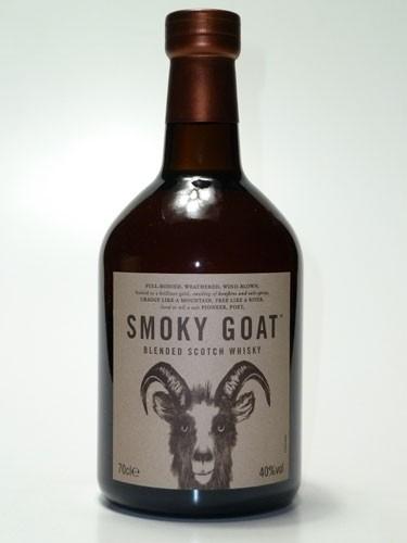Smoky Goat Blended Scotch Whisky