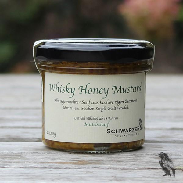Whisky Honey Mustard