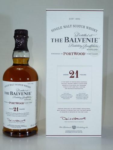 Balvenie 21 y.o. Port Wood