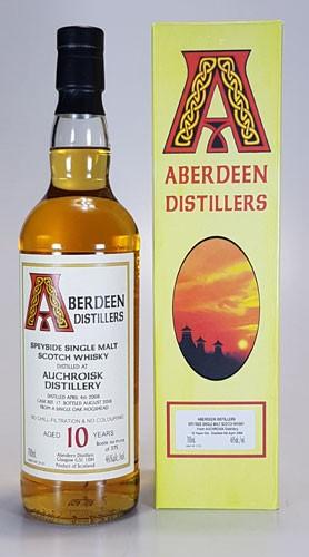 Auchroisk 10 y.o. Aberdeen Distiller's