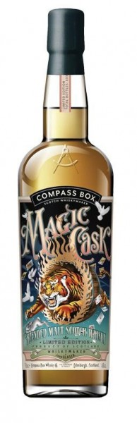 """Magic Cask"" Compass Box"