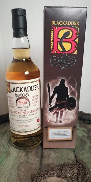 Balmenach 12 y.o. Blackadder Raw Cask