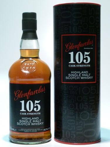 Glenfarclas 105 Cask Strength 1 Liter