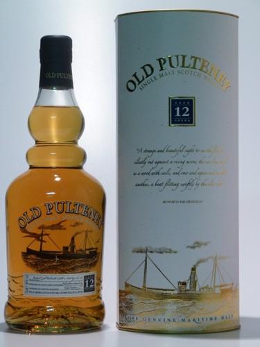 Old Pulteney 12 y.o.