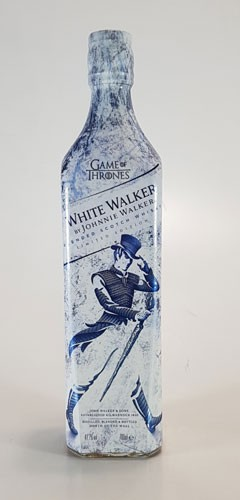 Game of Thrones Johnnie Walker White Walker
