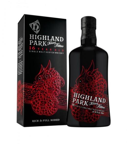 Highland Park Twisted Tatoo