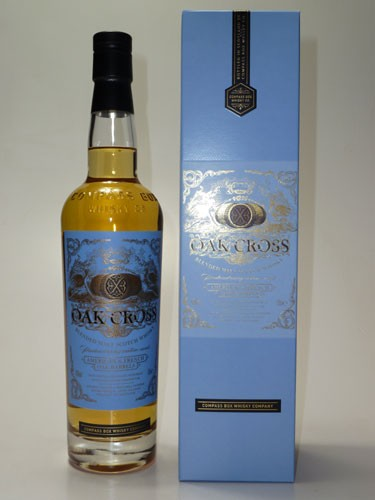 Oak Cross Compass Box Blended Malt Whisky