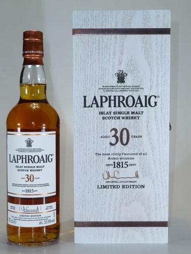 Laphroaig 30 y.o.