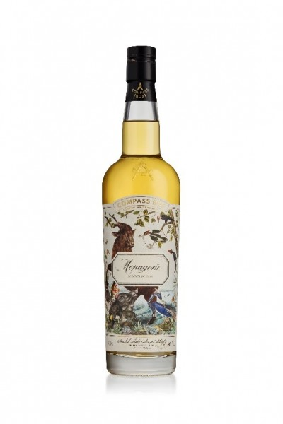 """Menagerie"" Compass Box"