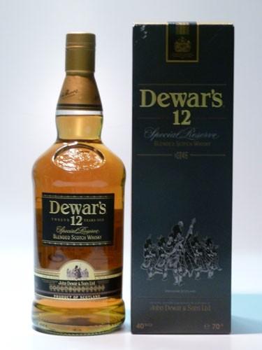 Dewar's Special Reserve 12 y.o.
