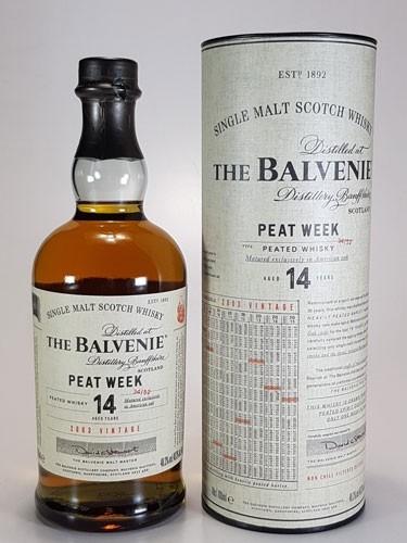 Balvenie 14 y.o. Peat Week 34/52