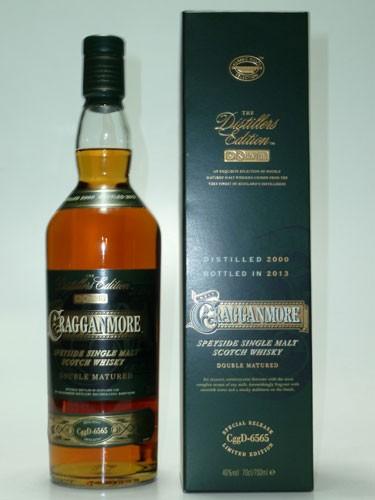 Cragganmore 2000-2013er Distiller's Ed.