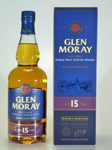 Glen Moray 15 y.o.