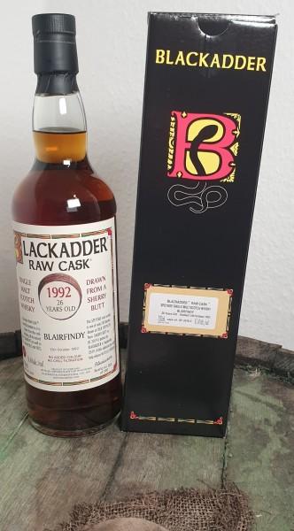 Blairfindy 26 y.o. Raw Cask Blackadder