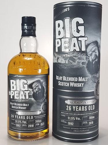 Big Peat 26 y.o. Platinum Edition Douglas Laing