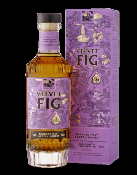 Wemyss Velvet Fig Blended Malt from Sherrx Casks