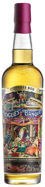 """Rogues´Banquet"" Compass Box"