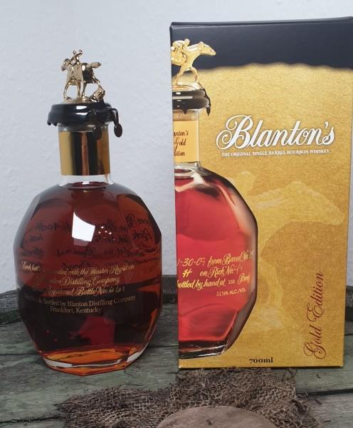 Blanton's Gold Edition Single Barrel