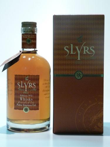 Slyrs Bavarian Single Malt PX Ed. 2