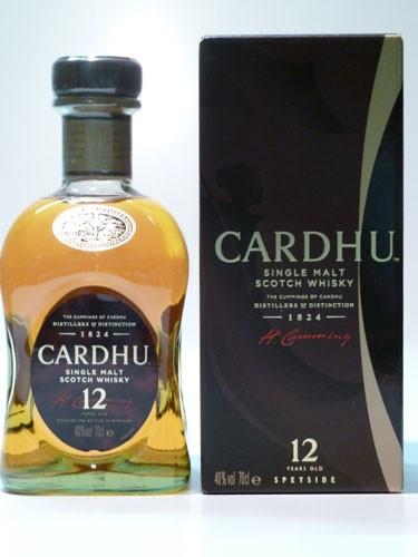 Cardhu 12 y.o.