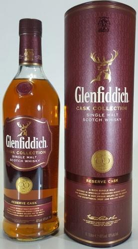 Glenfiddich Reserve Cask 1 Liter