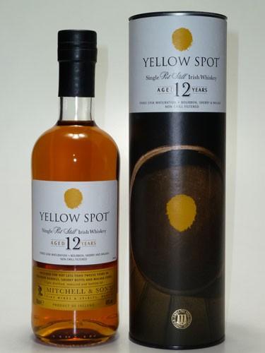 Yellow Spot Irish Whiskey 12 y.o.