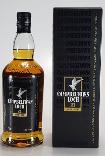 Campbeltown Loch 21 y.o.