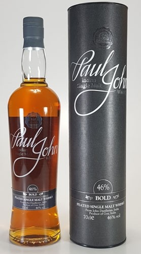 "Paul John ""Bold"" Indian Single Malt"