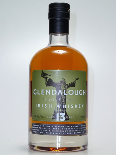 Glendalough 13 y.o. Irish Single Malt Whiskey