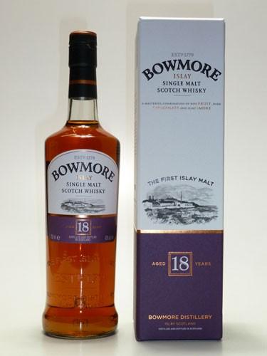 Bowmore 18 y.o.