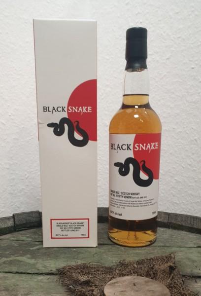 Black Snake VAT 1 Fifth Venom Oloroso Blackadder