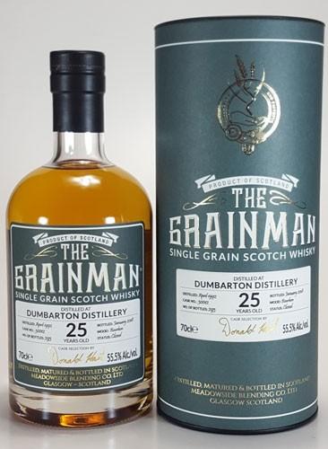 Dumbarton 25 y.o. The Grainman