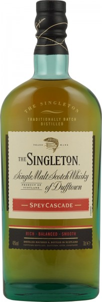 Singleton of Dufftown Speycascade