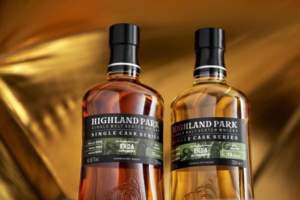 Registrierung für Highland Park Single Cask ERDA - Earth Mother / Sleeping Prophet