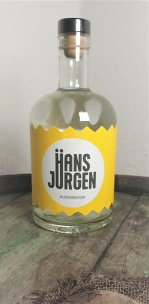 """Hans Jürgen Gin """"Heisszeit"""" 200ml"""