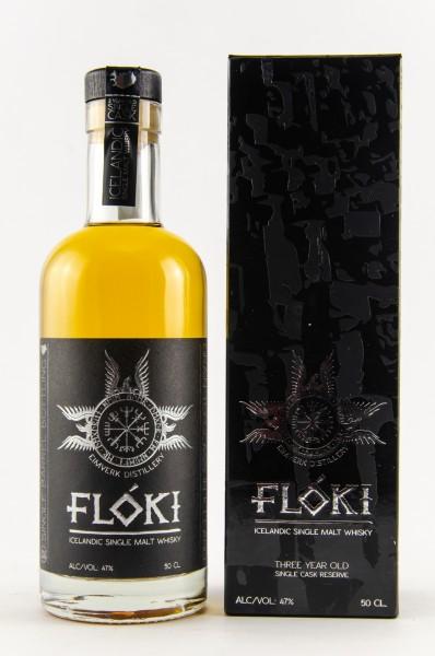 Floki Single Malt Whisky - Barrel 8