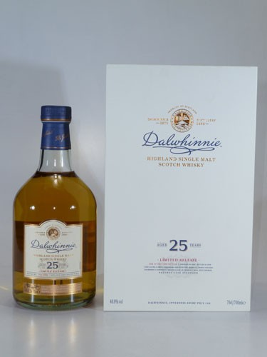 Dalwhinnie 25 y.o. Special Releases 1989- 2015