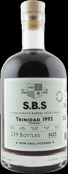 1423 S.B.S Trinidad 1993 Caroni