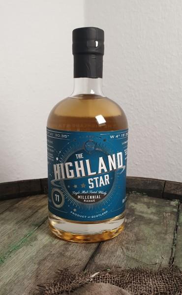 North Star Spirits Highland Star 11 y.o.