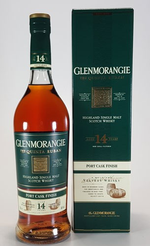 Glenmorangie Quinta Ruban 14 y.o. Port Wood Finish
